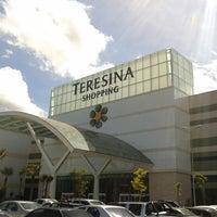 รูปภาพถ่ายที่ Teresina Shopping โดย Alan C. เมื่อ 6/15/2013