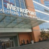 1/6/2013 tarihinde Ümit E.ziyaretçi tarafından Metroport'de çekilen fotoğraf
