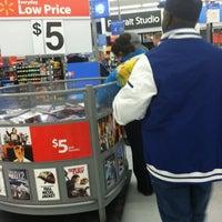 Photo taken at Walmart Supercenter by Autumn M. on 3/11/2013
