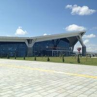 8/20/2013 tarihinde Aykut E.ziyaretçi tarafından Kars Harakani Havalimanı (KSY)'de çekilen fotoğraf