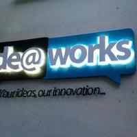 Photo taken at IdeaWorks International by Eduardo A. on 8/21/2013