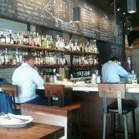 Photo taken at Barcelona Wine Bar Inman Park by Heather G. on 4/12/2013