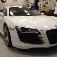 Photo taken at Audi VW Learning Center by Kurt v. on 6/23/2014