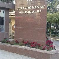 3/18/2013 tarihinde Nurcan G.ziyaretçi tarafından Zübeyde Hanım Anıt Mezarı'de çekilen fotoğraf