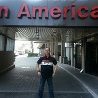Photo taken at Pan American Hotel by Rohadian 4 on 4/9/2013