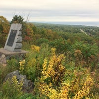 Photo taken at Hawk Ridge Nature Reserve by Anna G. on 9/24/2016