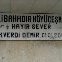 Photo prise au Alibahadır par Gokce B. le2/4/2013