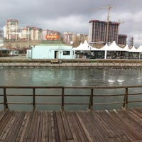 Photo taken at Katre Cafe Restaurant by Ömer Oktay T. on 1/13/2013