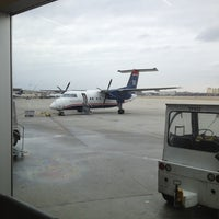 Photo taken at Gate F19 by Tracey H. on 1/30/2013