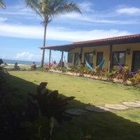 Photo taken at Beach Break hotel by Ana Julia U. on 11/4/2013