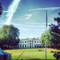 Photo taken at The Hurlingham Club by Andrew B. on 7/16/2013