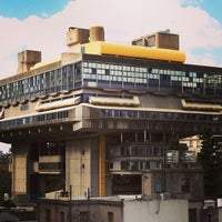 Photo taken at Biblioteca Nacional by Michele M. on 8/14/2013