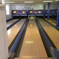 Photo taken at Patterson Bowling Center by Jason W. on 1/8/2013