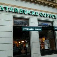 Photo taken at Starbucks by Zlínský N. on 1/22/2013