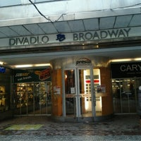Photo taken at Divadlo Broadway by Zlínský N. on 1/22/2013