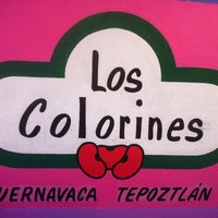 Foto tomada en Los Colorines por MiriCoach el 1/1/2013