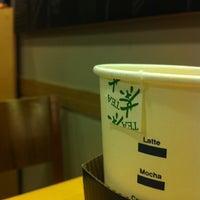 Photo taken at EDIYA COFFEE by Stacy K. on 1/10/2013