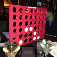 Photo taken at Blue Line Lounge and Grill by Anita on 2/23/2013