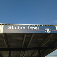 Photo taken at Station Ieper by Philippe B. on 3/27/2013