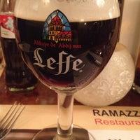 Photo taken at Restaurant Ramazzotti by Filiz B. on 1/30/2014