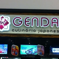 Photo taken at Gendai by Lili A. on 1/20/2013