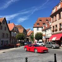 Das Foto wurde bei Wissembourg von Samet S. am 8/14/2016 aufgenommen