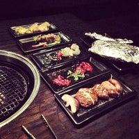 Photo taken at Gyu-Kaku Japanese BBQ by alba on 1/21/2013