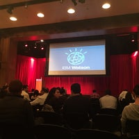 Photo taken at NYU Eisner and Lubin Auditorium by alba on 6/9/2016