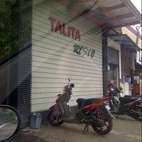 Photo taken at Talita Resto by Made K. on 3/4/2013