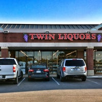 Photo taken at Twin Liquors Fine Wine & Spirts by Carlos M. on 5/1/2016