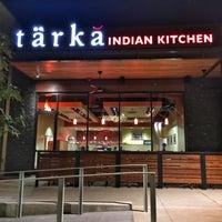 Photo taken at Tarka Indian Kitchen by Carlos M. on 1/18/2016