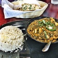 Photo taken at Tarka Indian Kitchen by Carlos M. on 10/4/2016