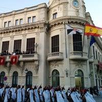 Photo taken at Ayuntamiento de Ceuta by Ramón R. on 6/22/2014