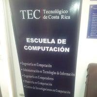Photo taken at Escuela de Ingeniería en Computación by Ramón R. on 11/8/2013