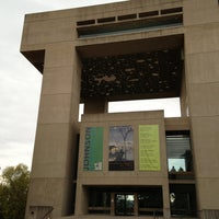 Photo taken at Herbert F. Johnson Museum of Art by Erik on 10/20/2013