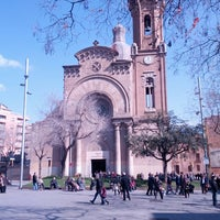 Foto tomada en Plaça d'Orfila por Gustavo B. el 2/24/2013