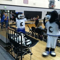 Photo taken at Guyer High School by Irene Gonzales Y. on 9/7/2013