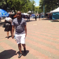 Photo taken at Main Mall by TshepHo H. on 12/20/2016
