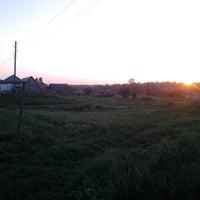 Photo taken at Сельцо Воскресенское by Света Б. on 5/21/2014