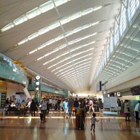 Photo taken at HND Terminal 2 by okamon on 5/4/2013