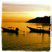 Photo taken at Chalok Baan Kao Bay by Kim V. on 1/13/2013