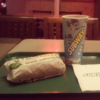Photo taken at Subway by Aa 🐼 on 12/21/2013