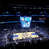 Photo taken at Amway Center by Marcelo A. on 3/12/2013