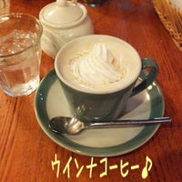 Photo taken at スパゲティハウス ナベ by meiyun on 11/16/2013