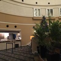 Photo taken at APA Hotel Fukuoka Watanabedori by Gunru J. on 12/20/2015