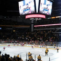 Photo taken at Bridgestone Arena by Bill M. on 4/14/2013