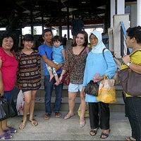 Photo taken at Taman Air Sabda Alam Hotel & Resort by ria h. on 5/9/2013