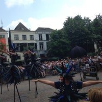 Photo taken at Deventer op Stelten by Herko C. on 7/13/2014