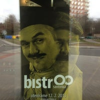 Photo taken at Bistro Santinka by Ales K. on 2/9/2013