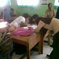 Photo taken at SMA Negeri 14 Tangerang by Reva D. on 2/12/2013